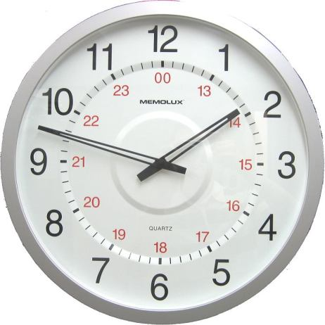large-wall-clock